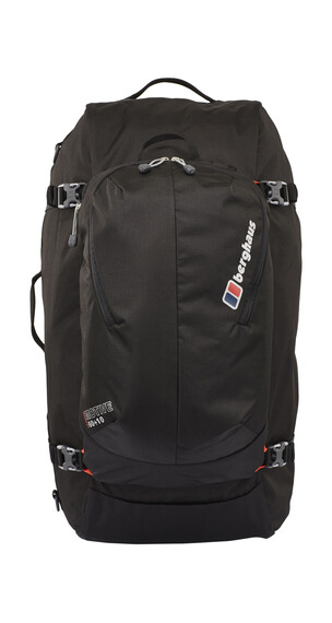 Berghaus Motive 60+10 Backpack Black/Black